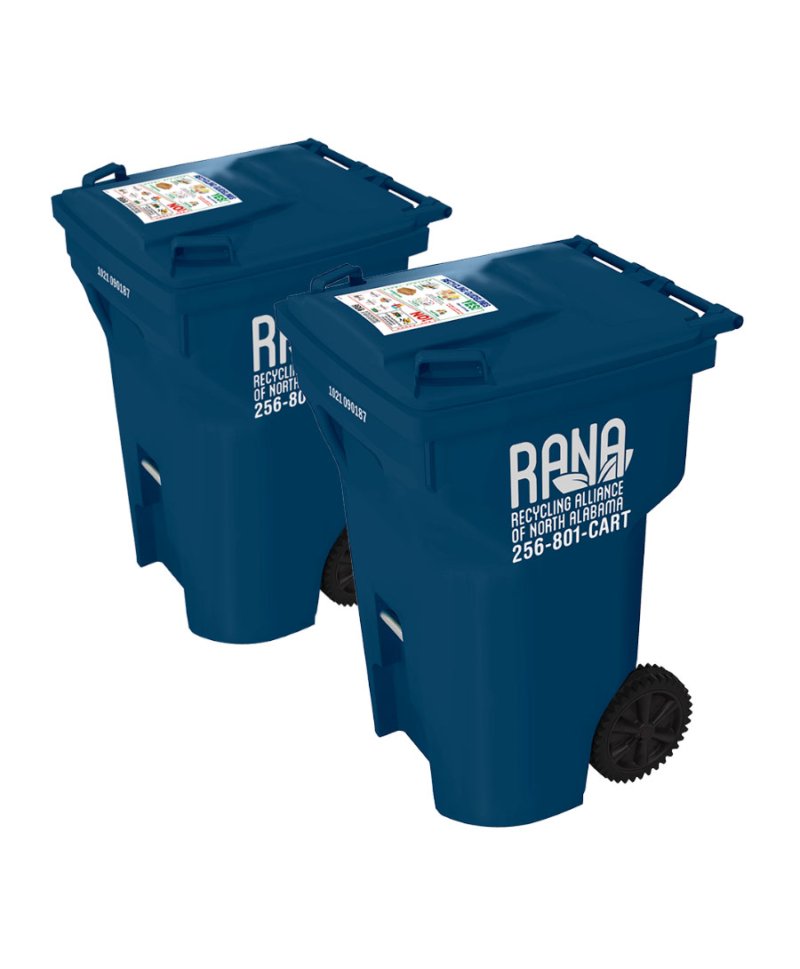 One Waste Cart Service